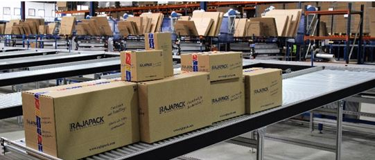 Rajapack Belgium opts for Reflex WMS to streamline its logistics processes